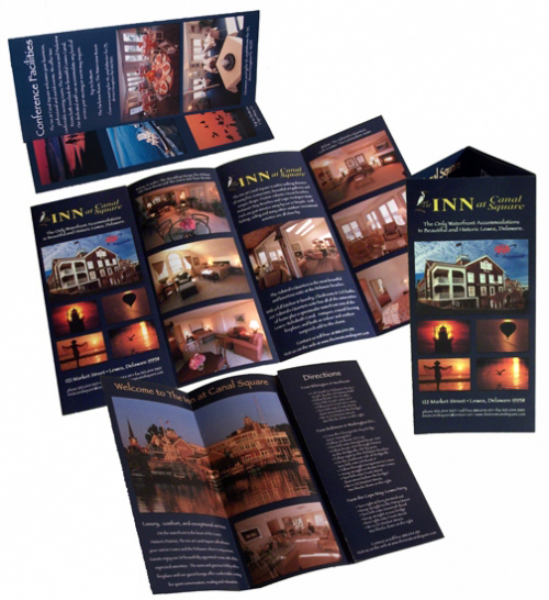 Inn at Canal Square brochure