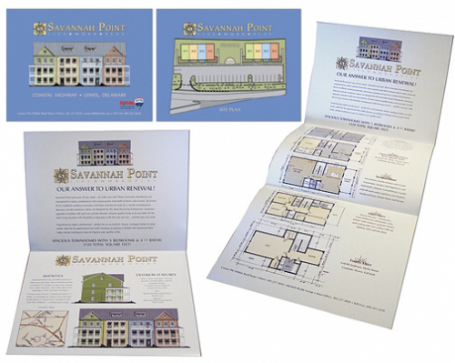Savannah Point sales brochure