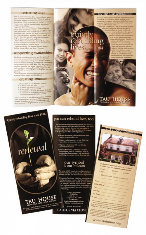 Tau House brochure